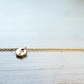 Golden Hex Necklace